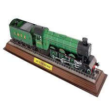 cheatwell the flying scotsman train 3d model jigsaw puzzle 165 pieces