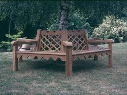 tree seats garden furniture39 seats