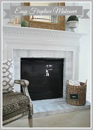 diy fireplace makeover mohawk creative home