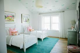 Modern Farmhouse Bedroom The Modern Farmhouse Project Girls Bedroom House Of Jade