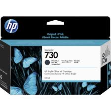 <b>HP</b> - <b>730</b> ink <b>matt</b> black - P2V65Abuy | Printer4you