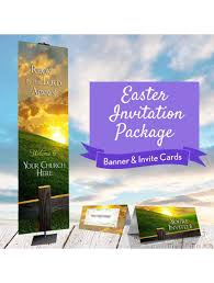 Easter Invitation Package