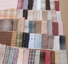 Yarn Dyed Japanese Retro Patchwork Fabric Quilt Craft Fabric ... & Yarn Dyed Japanese Retro Patchwork Fabric Quilt Craft Fabric bundles  Applique Sewing Quilting Fabric 12* Adamdwight.com