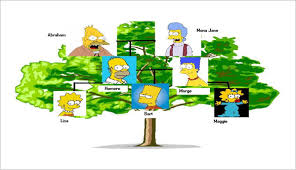 tree in powerpoint family tree powerpoint texasteam info