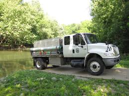 truck at greensburg city r