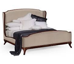 Louis Xv Bedroom Furniture Cali King Louis Xv Bed Mahogany Com