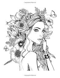 Small Picture 62 best Adult Coloring images on Pinterest Coloring books Adult