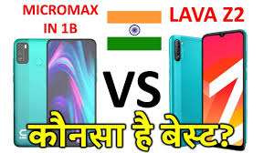 Lava Z2 Vs Micromax In 1b Which Is ...
