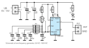 hho generator power supply frequez generator frequency