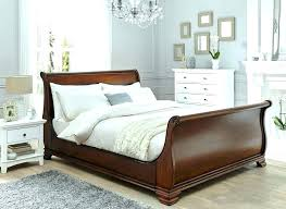 king size bed frame wood – runrev.info