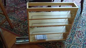 Kitchen Cabinet Rolling Shelves Watch More Like Undermount Roll Out Shelves