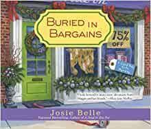 Amazon | Buried in Bargains (Good Buy Girls) | Belle, Josie, Hickman, Angie  | Women Sleuths