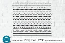 Download icons in all formats or edit them for your designs. Line Dividers Svg Decorative Text Dividers Border Line Svg 358035 Cut Files Design Bundles