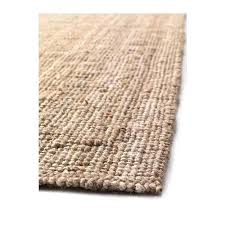 ikea sisal rug rug jute is a durable and recyclable material with natural color variations ikea