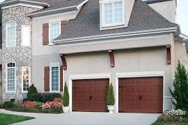 garage door with entry door steel carriage house garage doors should garage door match front door
