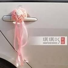 Wedding Car Decorations Accessories Online Shop 100Pcs Elegant Wedding Bridal Silver P White Flower 78
