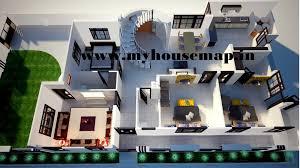 30 50 3d floor plan
