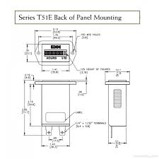 elapsed time meter wiring diagram wiring library enm hour meter t51e2 dimensional diagram
