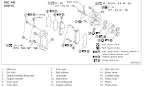 nissan brakes diagram change your idea wiring diagram design • brake caliper sticking nissan frontier forum rh clubfrontier org nissan cvt diagram nissan d21 wiring