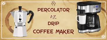 He invented the coffee pot to boil coffee another way. Percolator Vs Drip Coffee Maker How To Choose Coffee Affection