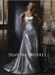 silver wedding dress oasis amor fashion