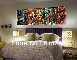 mens bedroom wall decor ideas masculine interior design inspiration awesome bed