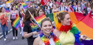Gay pride events uk