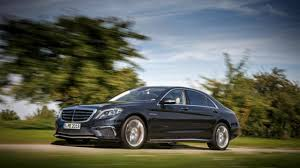 It's the 630bhp Mercedes S65 AMG | Top Gear
