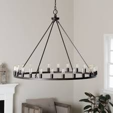 Hemsworth Oil Rubbed Bronze 24-light Chandelier - Free Shipping Today -  Overstock.com - 16100946