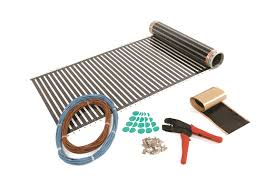 ecopro professional underfloor heating kits provide everything the professional installer needs to put radiant floor heating in place