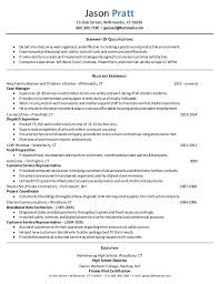 Case Manager Resume Wonderful 7524 Jason Pratt Case Manager Resume Final