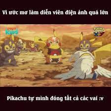 POPS Kids - Pokémon Tập 265 - Pikachu Là Ngôi Sao? Tham Gia Đóng Phim! - Hoạt  Hình Tiếng Việt Pokémon S18 XY
