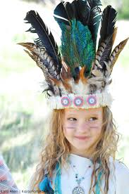 no sew diy sacagawea indian costume by kara allen kara s party ideas karaspartyideas