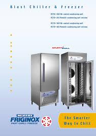 Blast Freezer Design Manual Moffat Friginox Rc50 26a Users Manual