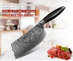 XINZUO 7 ''большой кухонный <b>нож</b> Кованый 3 слоя 440C ядро из ...