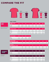 Unisex Cotton T Shirt Size Chart Does Anyone Know The Real Soreadytohelp T Shirt Sizing