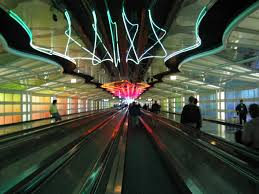 Light Tunnel B Q File Ohare Airport Terminal One B To C Tunnel Jpg
