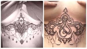 Módní Tetování 2019 Pro Dívky Stylové Trendy Novinky Fotky