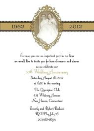 50th Anniversary Invitation Templates Andreasleu
