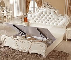 Nice Bed Design With Storage Area 0409 8866-in Bedroom Sets From Furniture  On Aliexpress.com | Alibaba Group 1