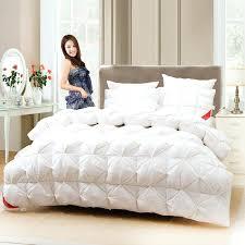 white fluffy comforter set duvet cover