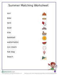 Summer Word List Funky Frugal Mommy Summer Reading Practice Worksheet