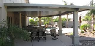 Alumawood Patio Covers Arizona Rain Gutters Shade Experts