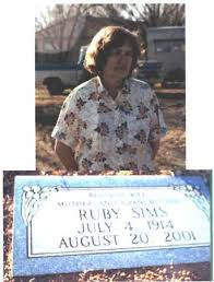 SIMS, RUBY - Izard County, Arkansas | RUBY SIMS - Arkansas Gravestone Photos