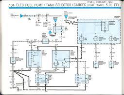 fuel system wiring gary& 39;s garagemahal 85 Ford F250 Wiring Diagram 97 F150 Wiring Diagram