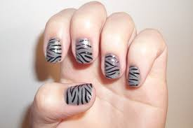 Nail Art Color Gray - Best Nail Ideas