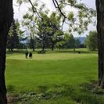 Willows at Willowcreek Golf Club in Big Flats, New York, USA ...
