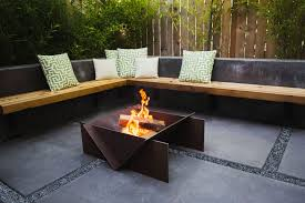 modern patio fire pit. Modern Outdoor Fire Pits Splendid Stahl_Firepit_4_l33vhp.png Bedroom Creative Design Patio Pit