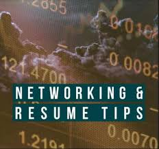 Networking & Resume Tips For The Economics Networking Night ...