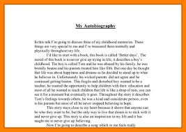 how write a autobiography essay examples tkb high school student  32 how write a autobiography essay examples relevant how write a autobiography essay examples an example
